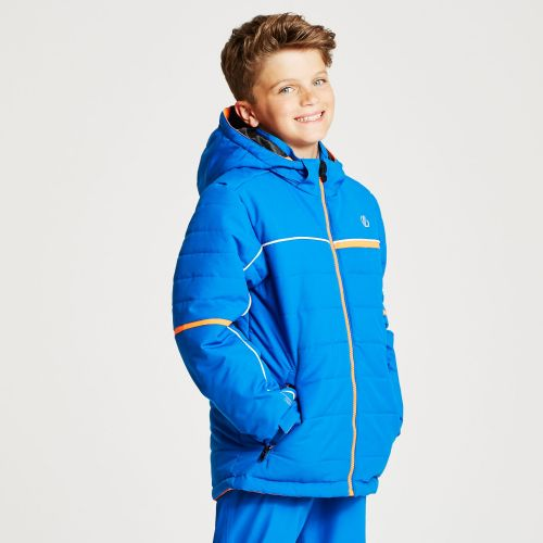Kids' Initiator Ski Jacket Oxford Blue